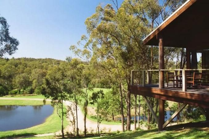 New South Wales - Romantic Accommodations - Cedars Mount View
