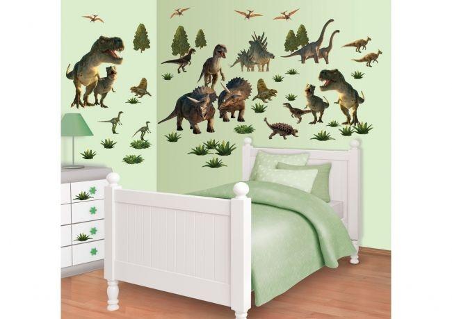 Walltastic Dinosaurus decoratie stickers.