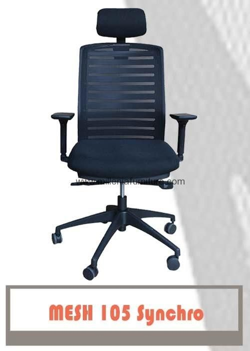 Kursi Kantor Carera Mesh 105 Synchro