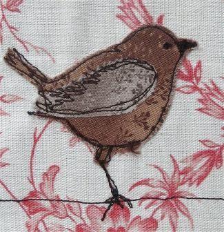 tweet tweet by emma straw of dear emma handmade designs