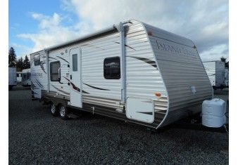 Seen on Arbutus RV: 2012 Island Trail 275BH  STK# A16N2814A