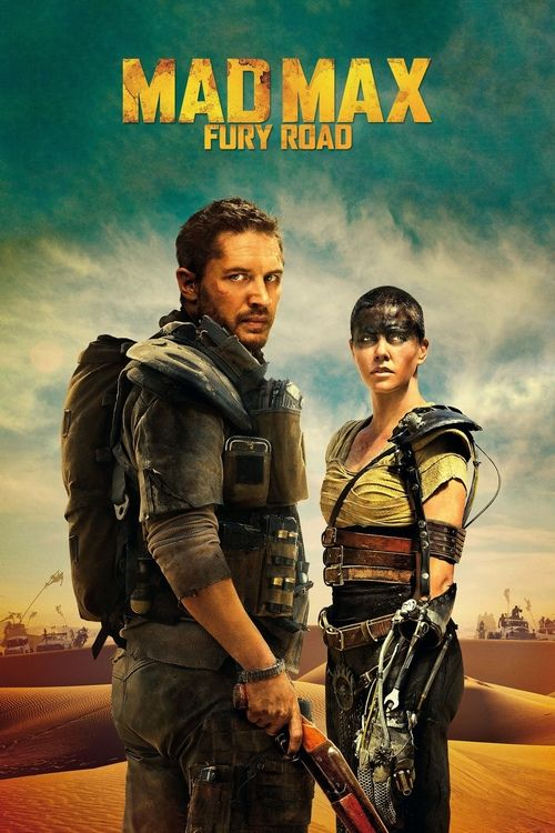 Watch Mad Max: Fury Road Full-Movie