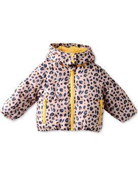 STELLA MCCARTNEY KIDS Baby Girl Leopard Print Puffer Jacket. Shop here: http://www.tilltwelve.com/en/eur/product/1080078/STELLA-McCARTNEY-KIDS-Baby-Girl-Leopard-Print-Puffer-Jacket/