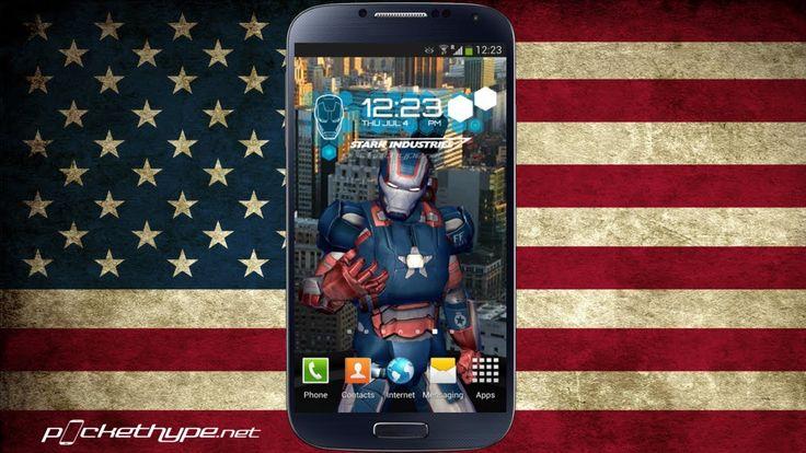 Iron Man 3 Live Wallpaper Android Full Higtwallaper Org