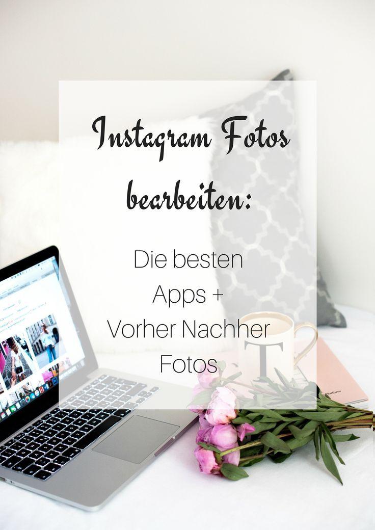 Instagram Fotos bearbeiten, Blogger Tipps, Instagram Apps, Social Media Hacks, Instagram Bilder Ideen, Instagram Tipps und Tricks, Instagram Tipps für Blogger, Bildbearbeitung Instagram, VSCO, Facetune, Instagram Vorher Nachher Fotos, Wie bearbeite ich meine Instagram Fotos?