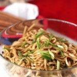 This basic noodle salad can be reworked to suit your tastes!