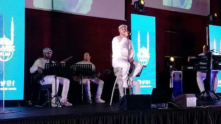 Maher Zain Islamic relief Spain 2017 - photography