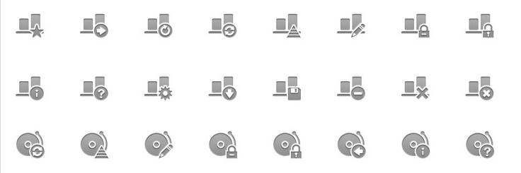 30000 iPhone/Android icons