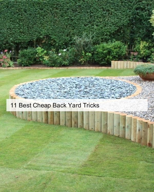 Top 99 Outdoor Affordable Landscaping Ideas Inexpensive