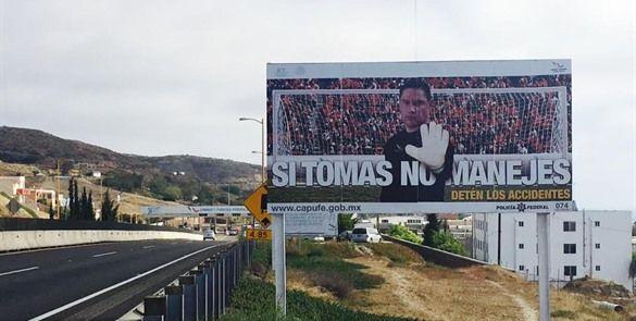 """Lanza CAPUFE campaña """"Deten los accidentes"""""""