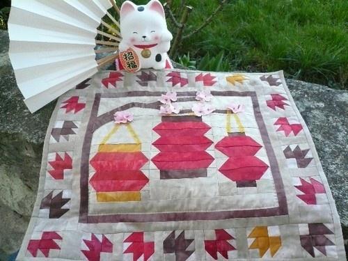 17 Best Images About Lantern Quilts On Pinterest Paper