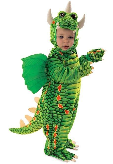 dragon infant toddler costume from