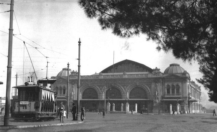 Estación Mapocho 1920