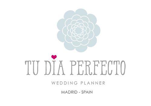 Tu Día Perfecto | Wedding Planner Madrid | Organización de Bodas logo