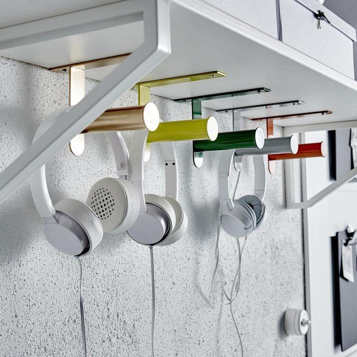 """""""Waar een wc-rolhouder al niet goed voor kan zijn. #DIY #IKEA #IKEAnl"""""""