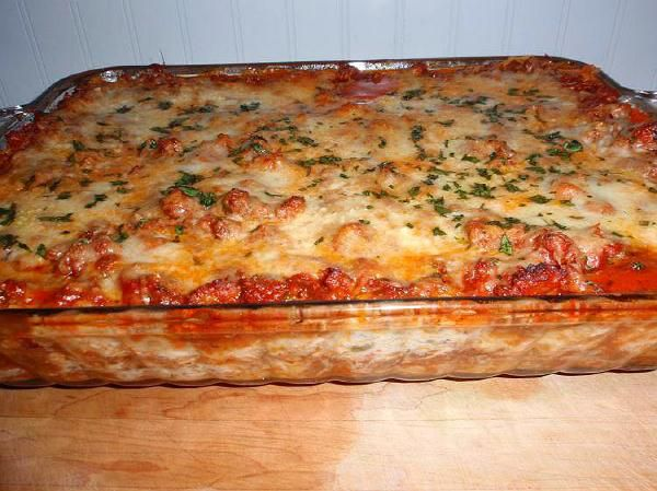 giada recipe for homemade italian lasagna | ... lasagna recipe here so although it may not be southern, it sure is