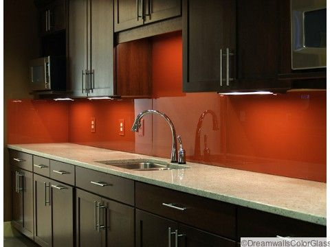 How to compare back painted color coated glass to high for Back painted glass tile