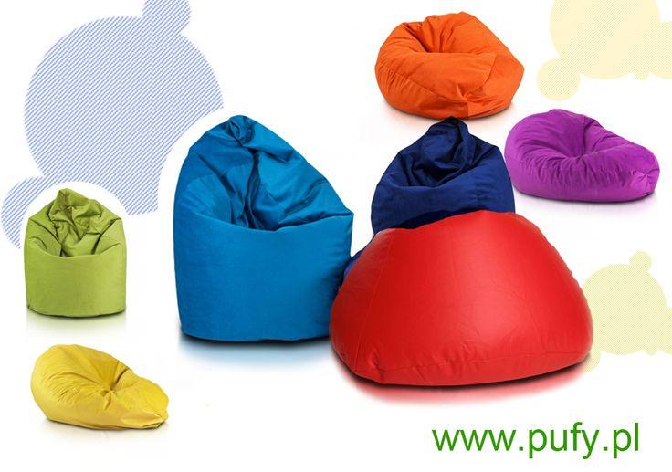Pogoda nas nie rozpieszcza ale za to nastroje mamy równie kolorowe jak nasze Pufy! :-)  www.pufy.pl