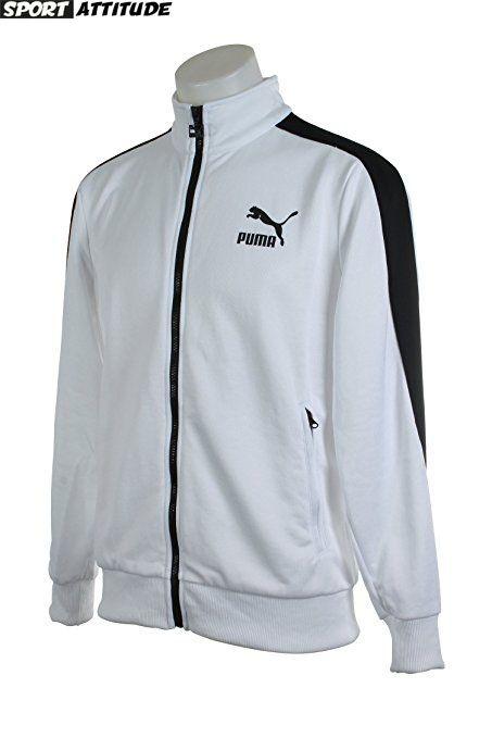 72c3da8fe00c Puma Men s Archive T7 Track Jacket.  puma  sportswear  sports  men ...