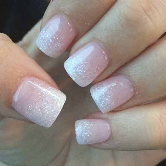 Best 25+ Gel Nails French Ideas On Pinterest