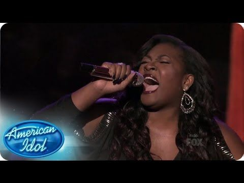 """Candice Glover """"I Who Have Nothing"""" by Tom Jones: Top 10 Performances - ..."""