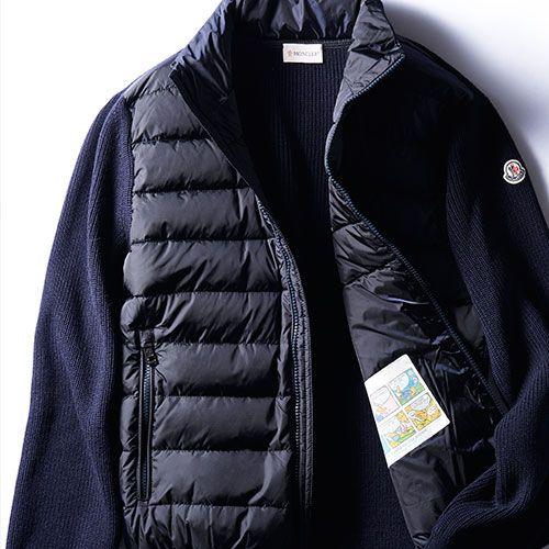 圧倒的に美しく 暖かい冬へ ダウンジャケットで進化するエストネーション・エクスクルーシブまで MONCLERメンズ充実揺るぎなき世界最高峰。モンクレールを形容するのに、この言葉のほかが見つかりません。フランスで発祥したのち、瞬く間に上流階級の人々を魅了し、その地位を不動のものにした最高級ダウンジャケットブランド。日本の冬のスタンダードとなった今も、縫製までも感性がゆき届いた美しさ、なんとも軽く暖かな着心地、さらには現代らしいクリエイティビティで、他の追随を許しません。コンテンポラリーに再構築された至高のダウンジャケットの世界観とともに、異次元に美しい冬をお迎えください。