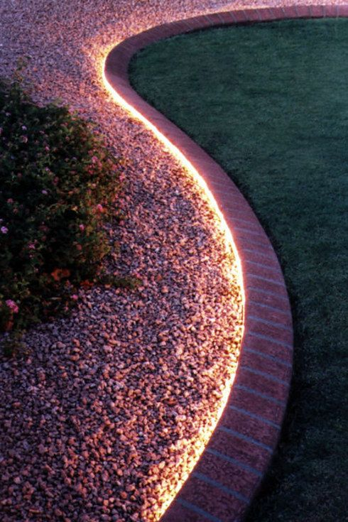 Garden Lighting Ideas 35 garden lighting outdoor lighting maranatha landscape cocolabororg 51 Budget Backyard Diys That Are Borderline Genius
