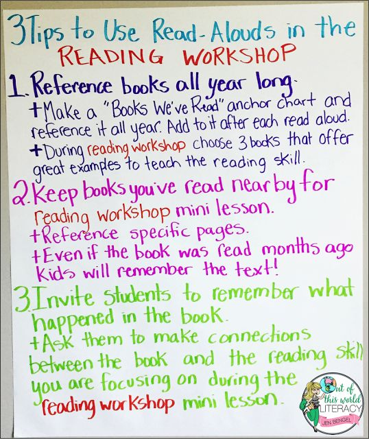 36 Best Images About Classroom Management: Read Aloud On