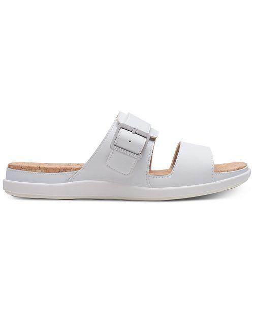 Flip flop shoes, Clarks, Slide sandals