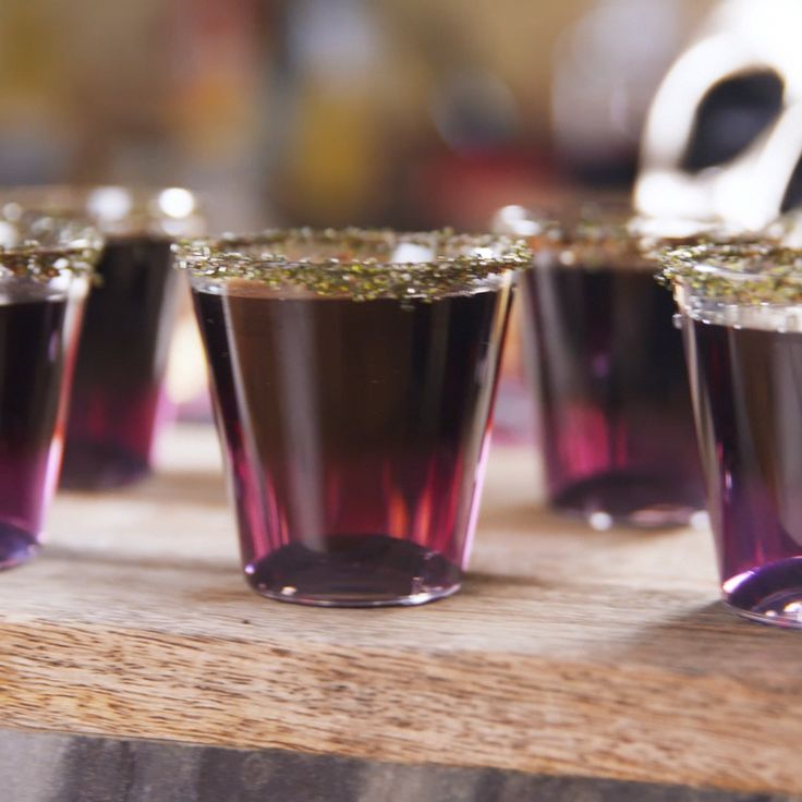 how to make jello shots with brown liquor
