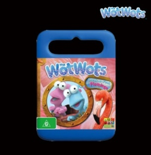 WotWots DVD Flamingo available to buy from Weta NZ