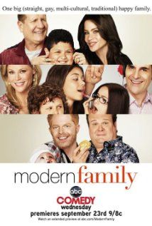Modern Family - A satirical look at three different families and the trials they face in each of their own uniquely comedic ways.