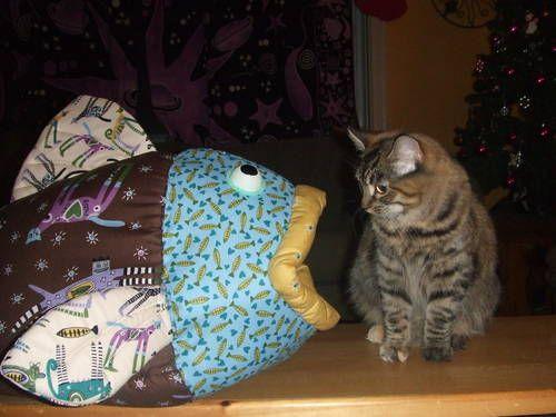 warrior cat stuffed animals