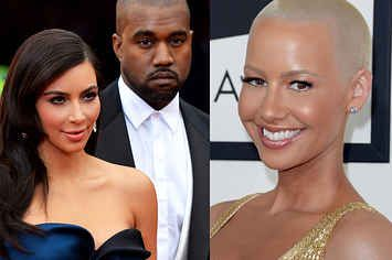 A Full Breakdown Of The Long Feud Between Amber Rose, Kanye West, And The Kardashians