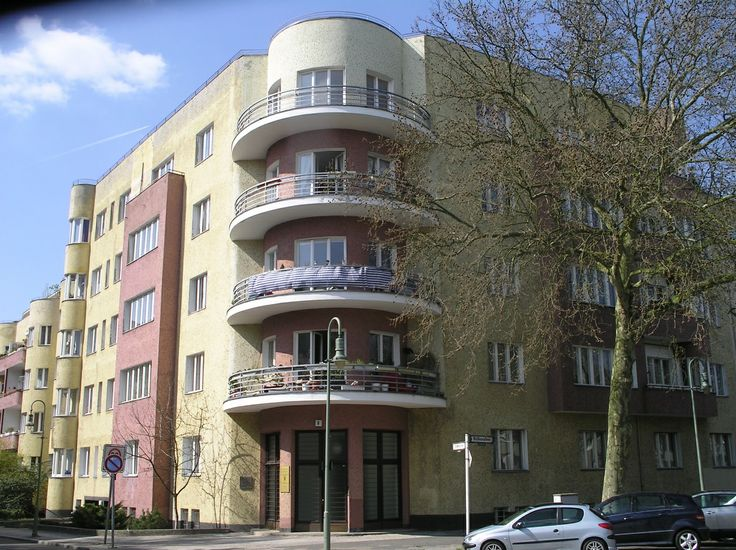 Peter Behrens - Mietshaus Bolivarallee 9 (4)