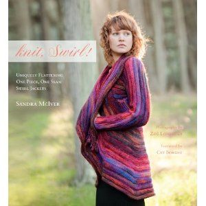 161 best knit swirl sightings images on pinterest fiber art 3 knit swirl uniquely flattering one piece one seam swirl jackets foreword by cat bordhi dt1010fo