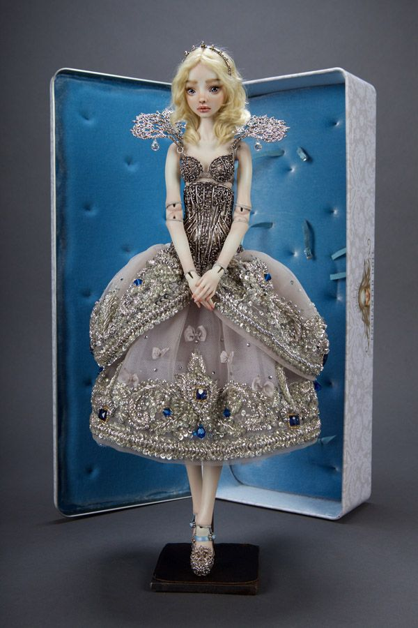 Cinderella Porcelain Enchanted Doll BJD | eBay