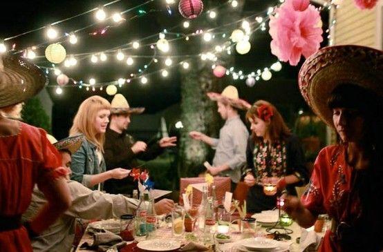 unique adult party themes
