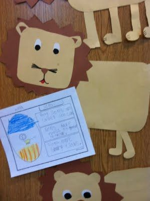 Zoo- super cute ideas on this website!