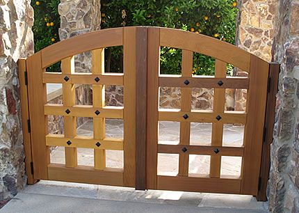 589 Best Images About Garden Fences On Pinterest | Fence Styles