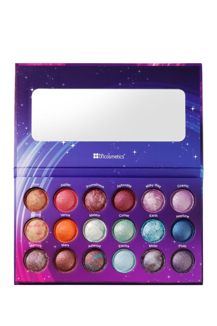 Galaxy Chic Baked Eyeshadow Palette - Multi by BH Cosmetics on @HauteLook