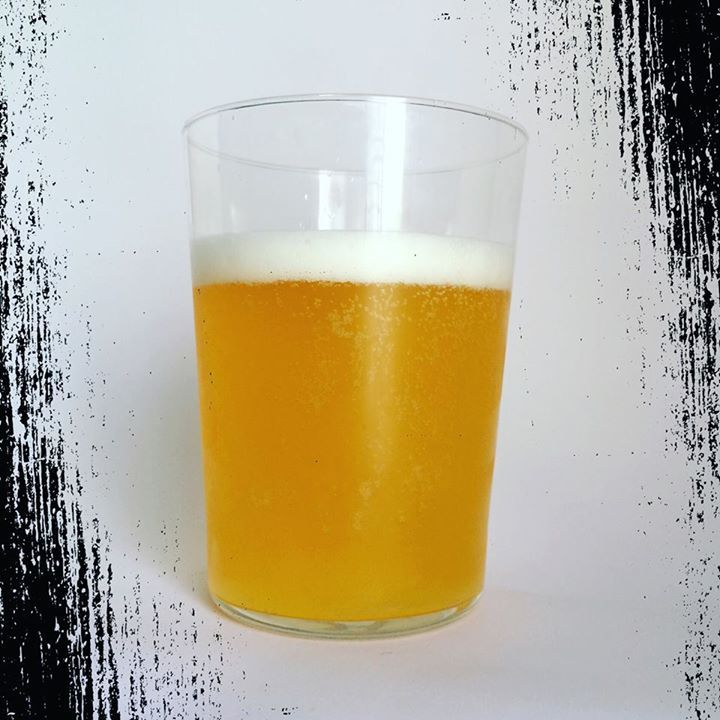 La Cerveza del Viernes: Picarda Cerveza Artesana con Miel de Romero. Color oro oscuro espuma ligera. Aroma a Malta con ligero toque de dulce de la miel y algo de lúpulo.