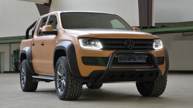 Volkswagen Amarok V8 Passion Desert Edition có giá khởi điểm lên đến 199.143 Euro, tương đương 217.514 USD. Trong triển lãm Geneva 2016 sắp diễn ra, hãng độ MTM sẽ trình làng phiên bản đặc