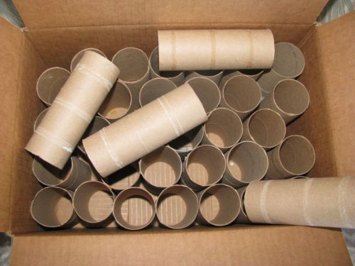 Teachers oftenuseleftover cardboard rolls from toilet paper and paper towels for kids' arts and crafts. A box of 100 empty rolls can bring $15 on eBay.