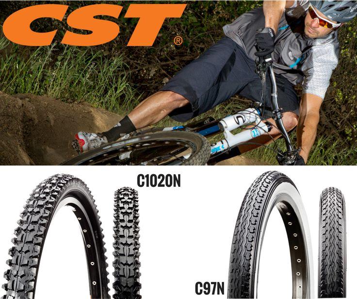PNEUS CST | BICICLETA Cascalho... Pó... Montanhas... Asfalto... Onde quer que comece a sua viagem, a CST tem os pneus indicados para lidar com o terreno que escolher e levá-lo tão longe quanto quiser! Os pneus de bicicleta da CST foram desenvolvidos para terem uma qualidade e desempenho duradouros, sem quebrar o ritmo da pedalada. #lusomotos #CST #CSTTires #andardebicicleta #bicicleta #bike #pneus #pneusdebicicleta #terreno #estilodevida