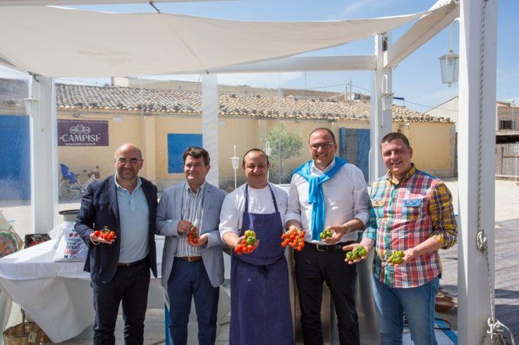 2015 - Foto Convegno, Tour e Cooking Show Pomodoro IGP di Pachino 14