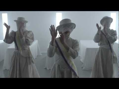 Lady Gaga Bad Romance: Women's Suffrage. And yes, I think this has direct ties to the conventional beauty industry.