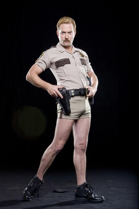 Lieutenant James Ron Dangle, Reno Sheriff's Department ...