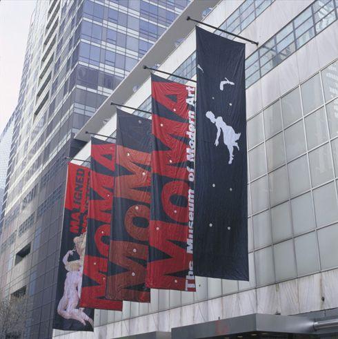 museum facade banner - Google zoeken
