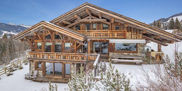 Vente Chalets 9 pièces Megève 74120 Mont D'Arbois